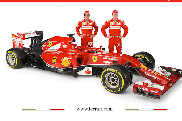 Alonso, debüt, F1, breaking, Ferrari, F14T, Ferrari F14T, Formel 1, Formel 1 2014, Räikkonen, premiere, reveiled, Scuderia Ferrari Formula One, Scuderia Ferrari, Video, premiere, unveiled, V8, official, offizielle Vorstellung