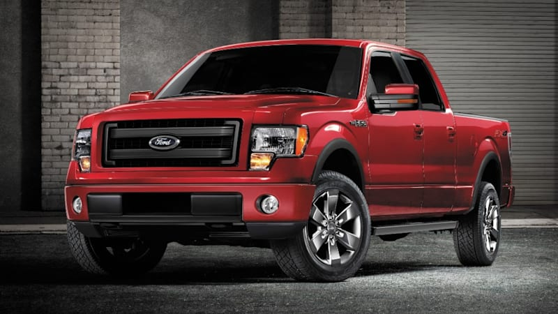 Ford recalls 2013 and 2014 F-150 models for leaking brakes