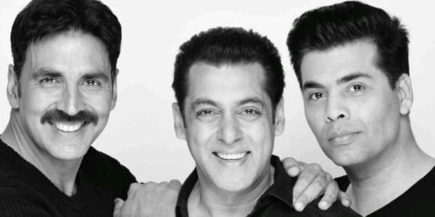 Karan Johar brings together Salman Khan and Akshay Kumar for a film!