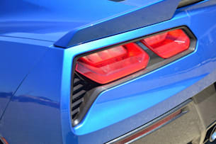 2014 Chevy C7 Corvette Stingray taillight