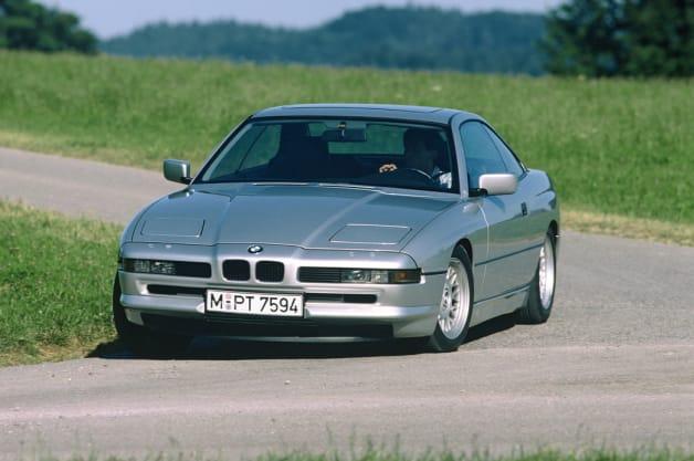 BMW 8 Series 25th anniversary