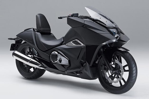 Honda NM4 concept motorcycles channel Akira
