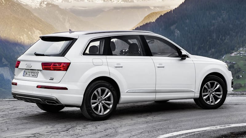 Audi introduces frugal, 43-mpg Q7 Ultra in Europe