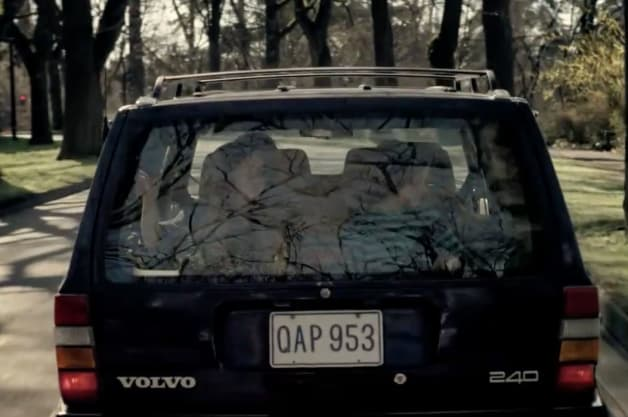 Volvo Rear Facing Seat Commercial