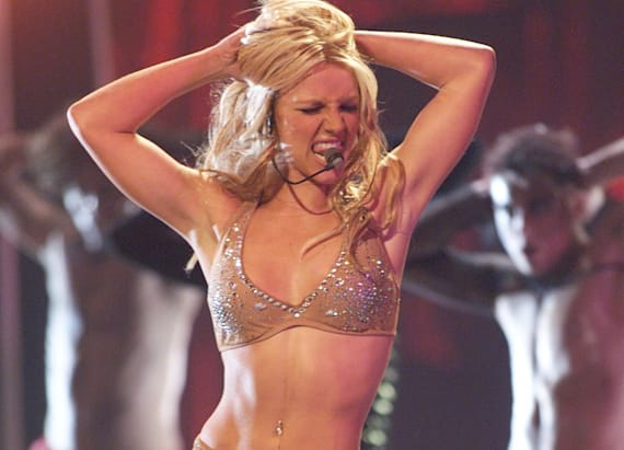 Watch all of Britney's VMAs performances