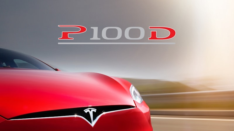Tesla Model S P100D does 0-60 in 2.5 seconds and has 315 miles of range