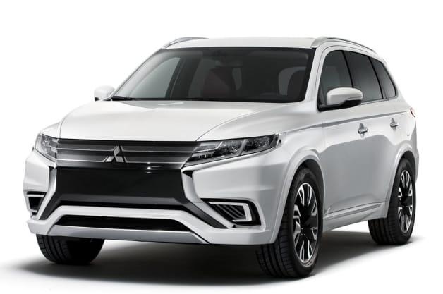 Mitsubishi Outland PHEV Concept-S