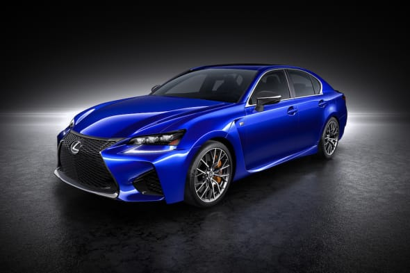 North American International Auto Show 2015 LEXUS