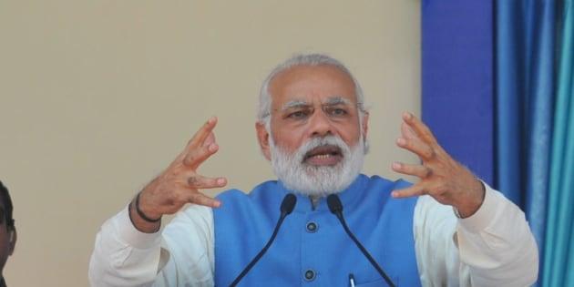 Why Modi's Lambasting Of Cow Vigilantes Was Mere Lip Service