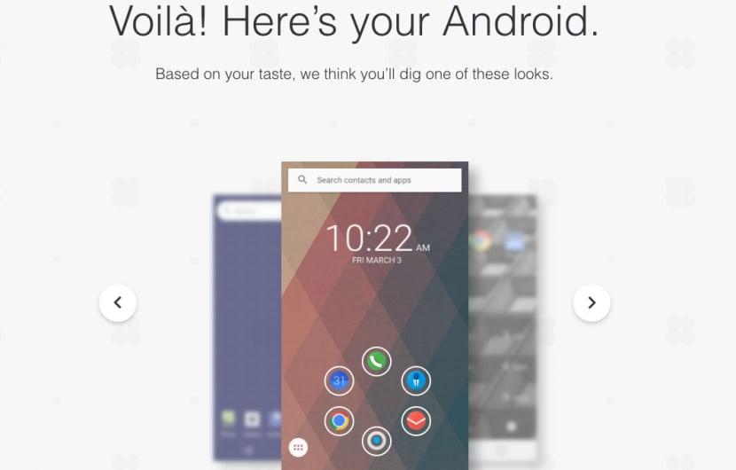 Android hilft bei der Designwahl im Launcherwirrwarr