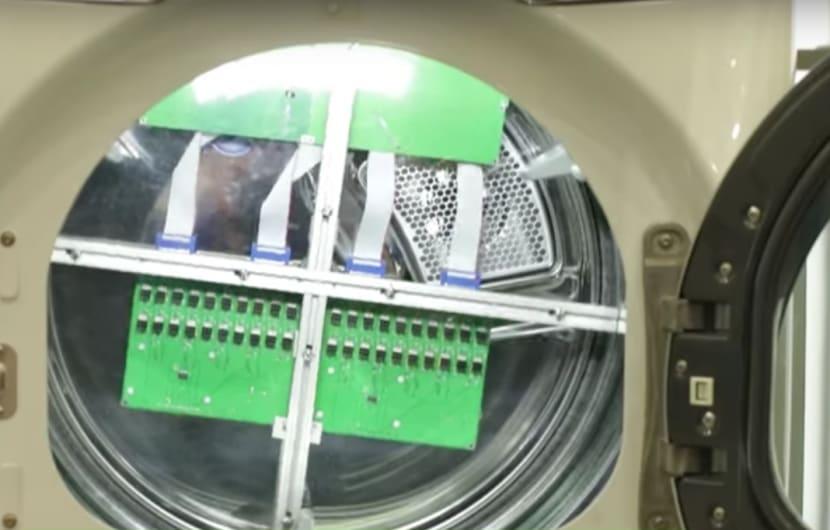 Ultrasonischer Wäschetrockner: Doppelt so schnell, 5 Mal energiesparender
