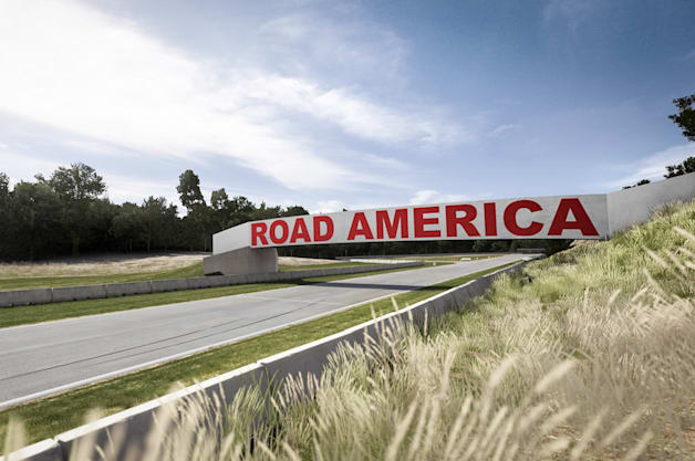 Forza Motorsport 5 Road America