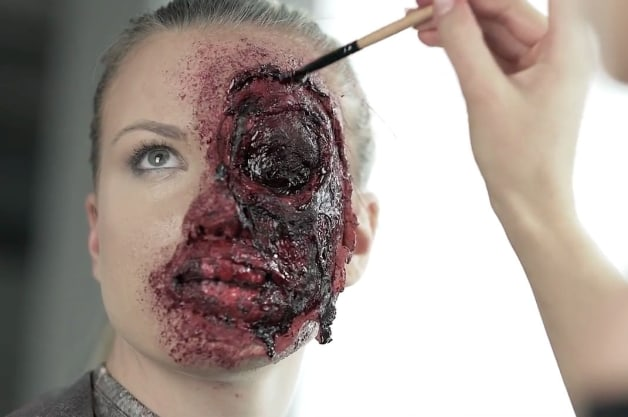 Car Crash makeup how-to