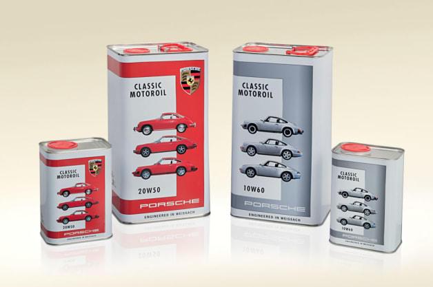 Porsche Classic Motoroil