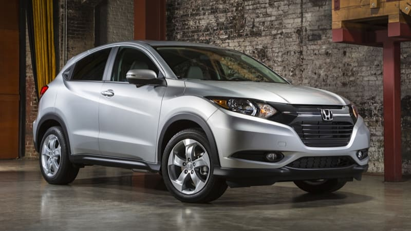 Honda HR-V could spawn Acura variant