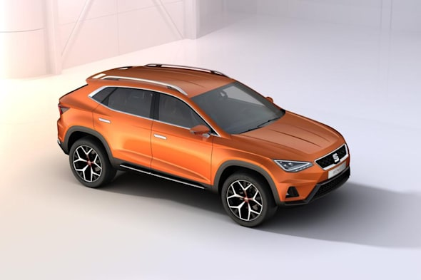 Seat 20V20, 20V20, Auto salon genf, Auto Salon Genf 2015, Autosalon, Concept Car, ConceptCar, Crossover, featured, IAA, IBX, Plattform, premiere, Q3, Seat, Seat Crossover, Seat crossover concept, SUV, Tribu, Fotos,