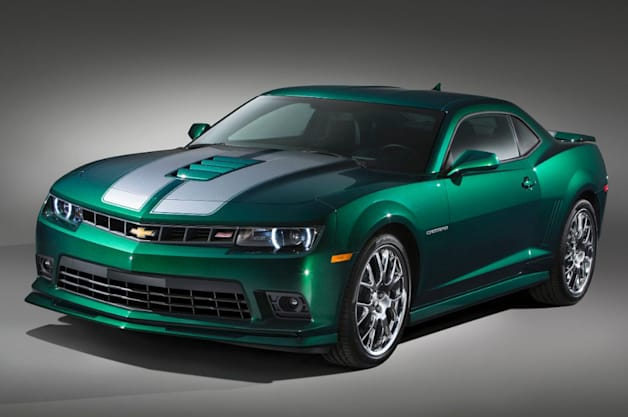 Chevy Camaro SS Special Edition for SEMA