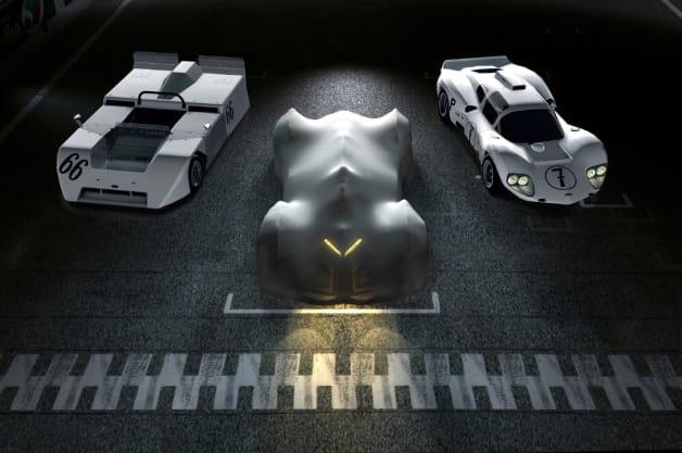Chaparral 2X Vision Gran Turismo Concept
