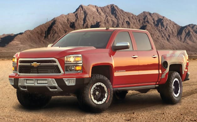 Chevy Reaper Price >> Lingenfelter announces Raptor-fighting Chevy Reaper