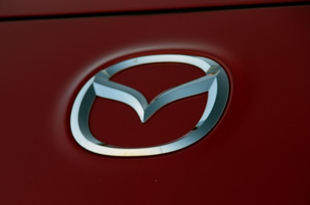 Mazda RX-8 badge