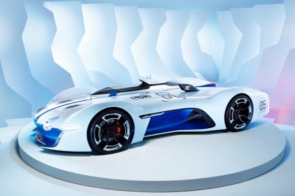 Alpine Vision Gran Turismo 6