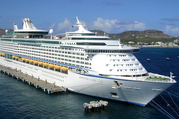 St. Kitts - Adventure of the Seas