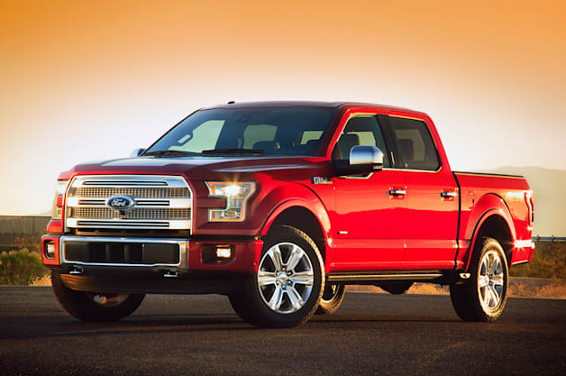 2015 Ford 150 1 1