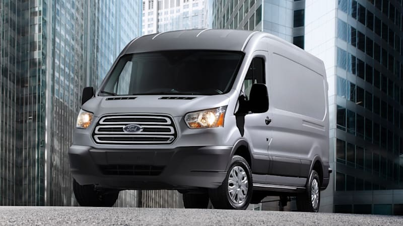 Ford recalls 37k Transit vans for side curtain airbags