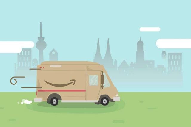 Amazon schafft Tausende neue Jobs