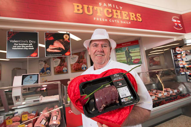 Chateaubriand from Morrisons