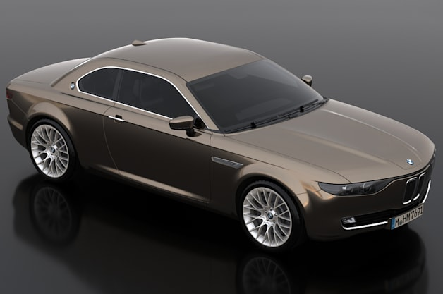 BMW CS Concept David Obendorfer 002