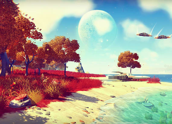 'No Man's Sky' is the most hyped game since 2013