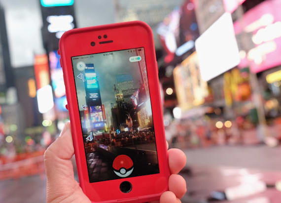 The curious lives of Pokemon Go trainers