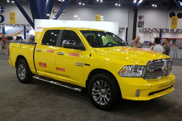hypermiling a ram 1500 ecodiesel to 38 1 mpg. Black Bedroom Furniture Sets. Home Design Ideas