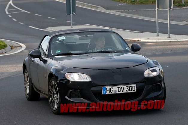 Mazda MX-5 Test Car