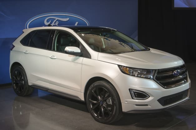 2015 Ford Edge Holds Line On Pricing Starts At 28 100