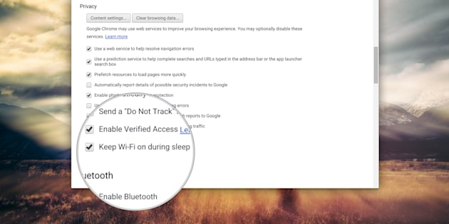 'Lucid Sleep' keeps your Chromebook connected during naps