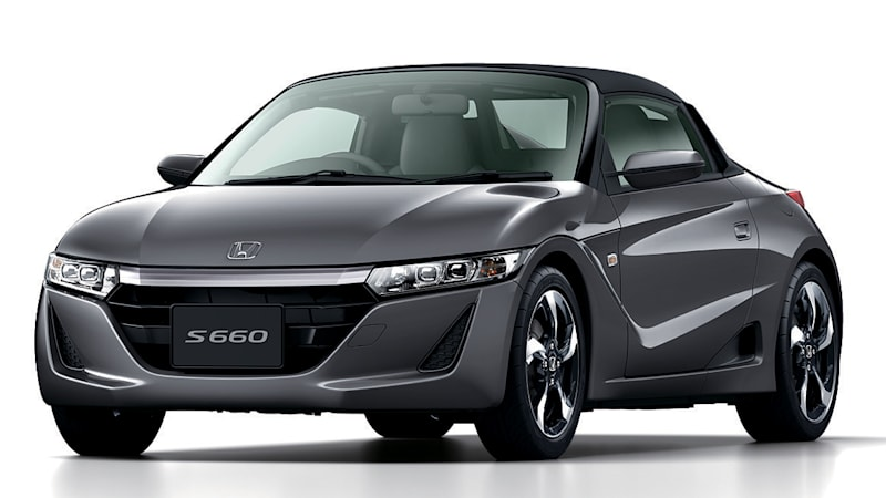 No S660 for US, but Honda wants sporty cars