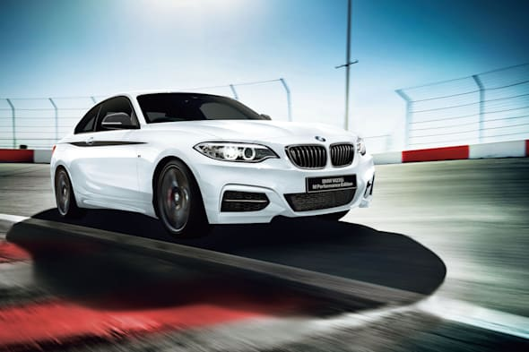 BMW M235i M Performance Edition