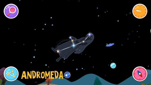 Star Walk Kids screenshot