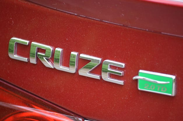 Chevy Cruze Turbo Diesel
