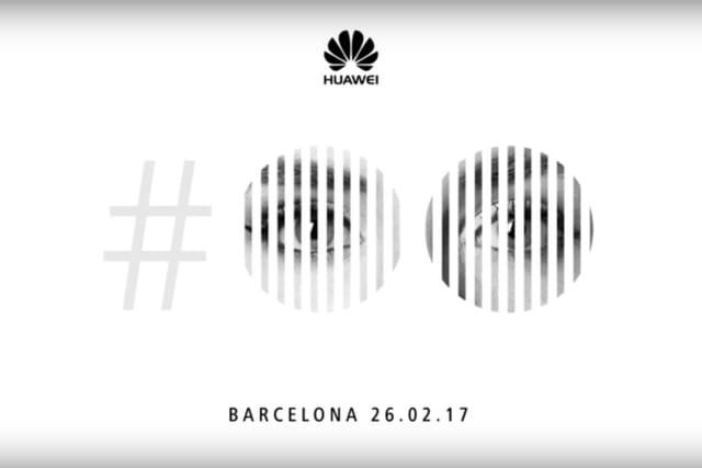 Huawei stellt das P10 auf dem MWC vor