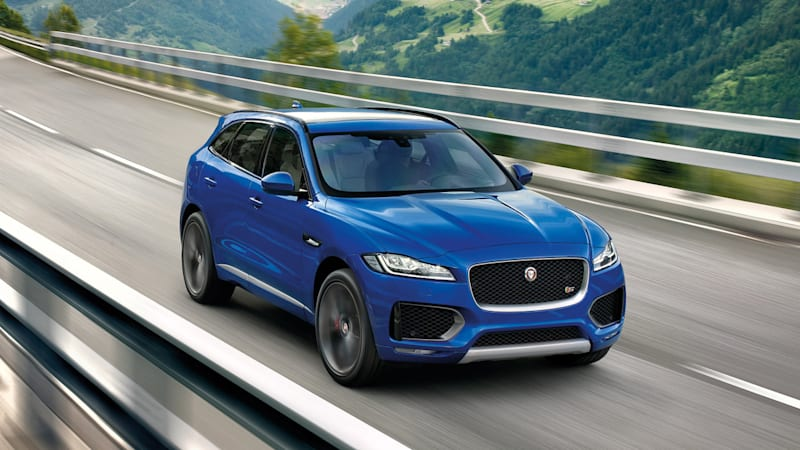Jaguar F-Pace, XE getting SVR treatment with supercharged ...