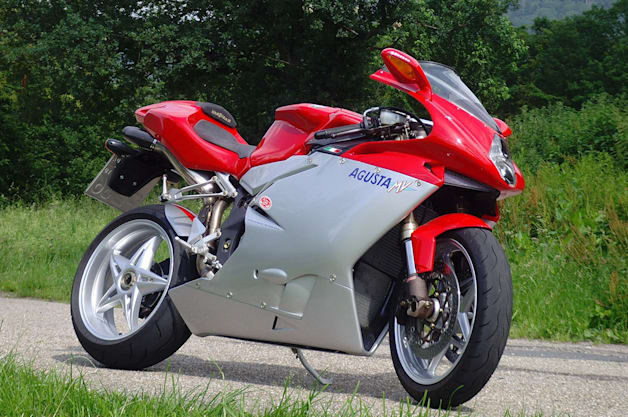 Fiat mulling purchase of MV Agusta?