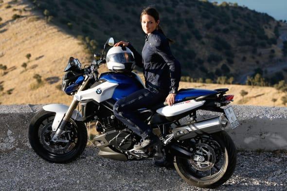 New BMW Motorrad F 800 R