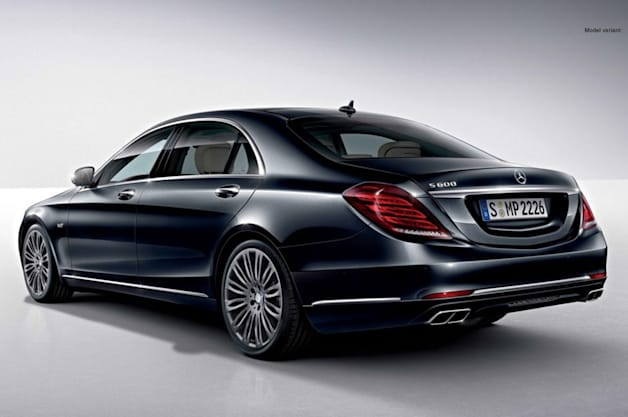 Are You The 2014 Mercedes Benz S600