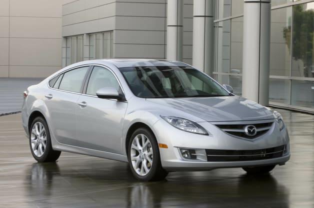 2010 Mazda6 S sedan