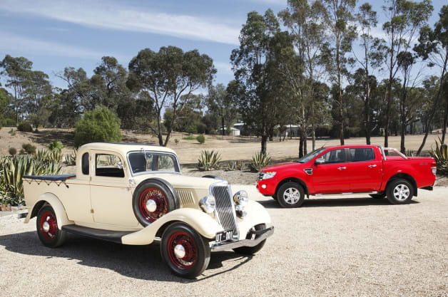 Ford Ute 80th Anniversary
