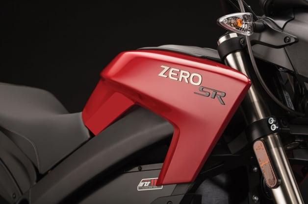 Zero Motorcycles 2014 Zero sr 2014 Zero Motorcycle sr