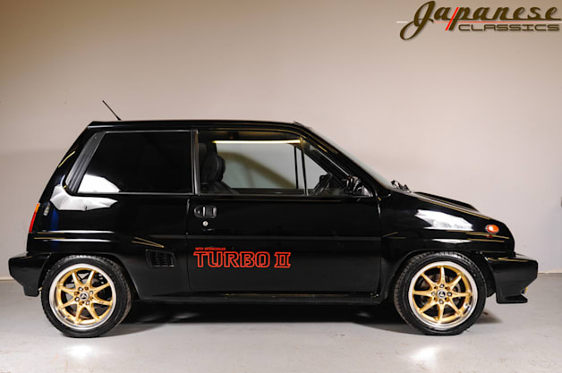 eBay Find of the Day: 1985 Honda City Turbo II is JDM forbidden fruit you can own